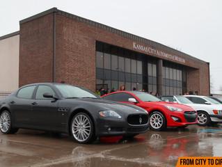 Bad weather doesn't halt KC Cars & Coffee