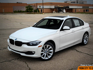 REVIEW: 2016 BMW 320i xDrive Special Edition
