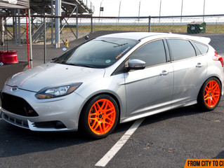 Focus Fest 2014 takes over Gateway Motorsports Park