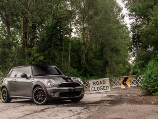 Feature Friday: Andrew Fails and his '10 Mini Cooper S