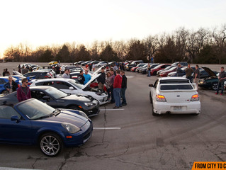 PHOTOS: KC Performance Society's March meet