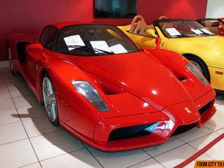STORY BEHIND THE SHOT: The $3 million Enzo