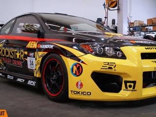 Tanner Foust returns to Formula Drift in 2015