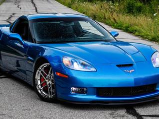 Untamed Bliss: The C6 Corvette Z06