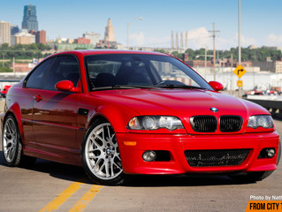 Living up to the hype: The BMW E46 M3