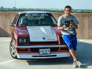 Feature Friday: Nathan's 1985 Shelby Charger