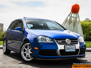 Volkswagen's Sleeper: The Mk5 R32