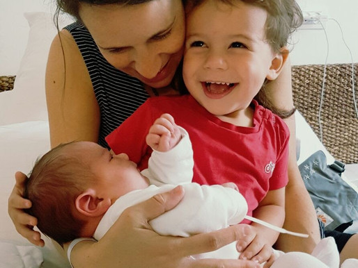 תכניסי את עצמך לרשימת הדברים שאת צריכה לעשות אחרי הלידה!