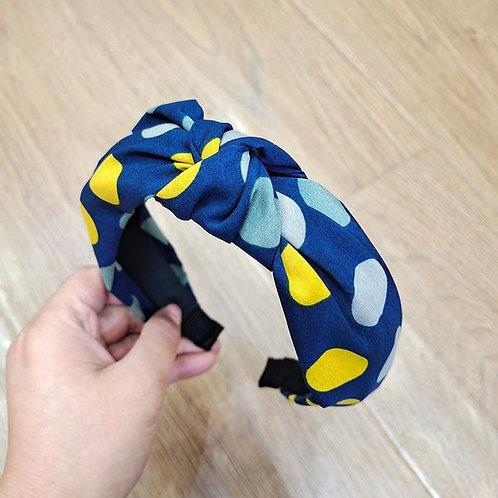 New Sweet Cute Wave Dots Wide-brimmed Headband