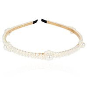 Simple Pearl  Fashion Headband