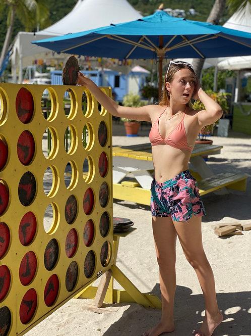 Women / girl beach swim shorts, swim trunks