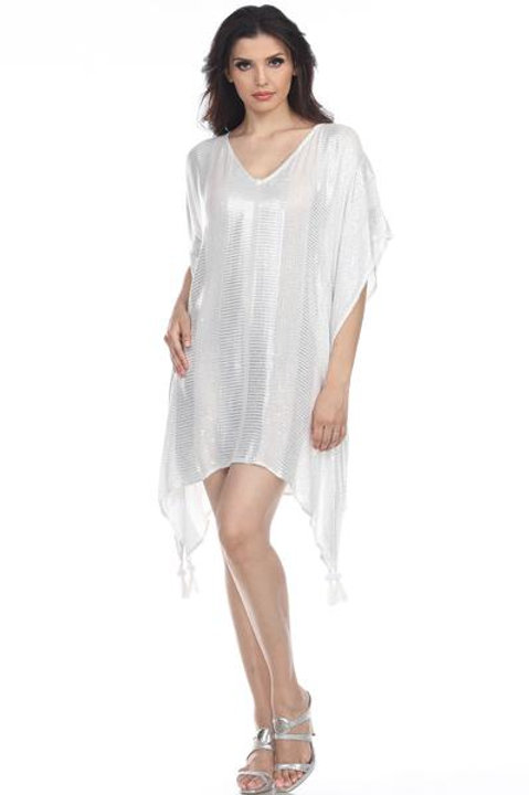Shimmer and shine baby inspired caftan.
