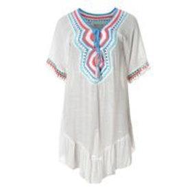 Women's beach dress