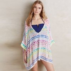 Women's over sized beach cover up