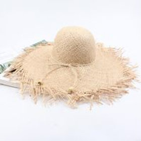 Beach straw hat