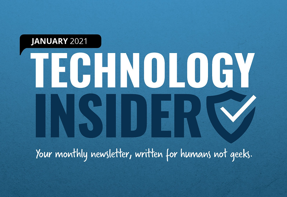 Technology Newsletter from Schwalm Technologies in Central PA