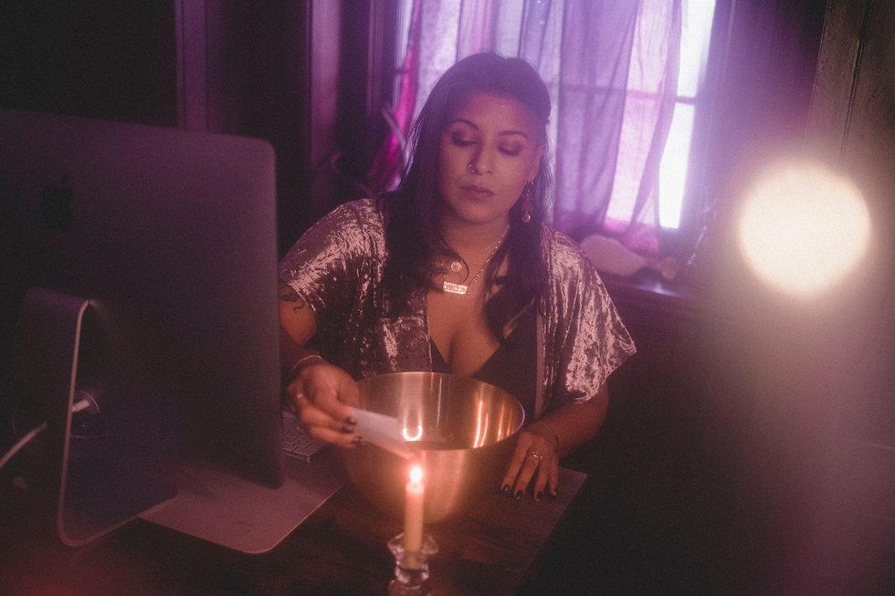 Sarah Amala Energy Readings Spiritual Gu