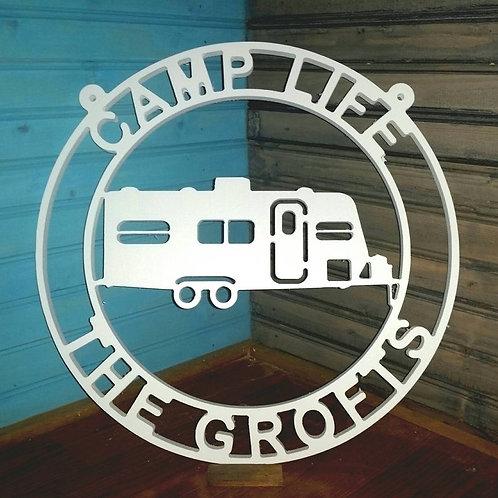 Front Door Camper