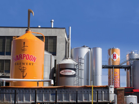 Mini-cast 34: Ownership Culture at Harpoon Brewery