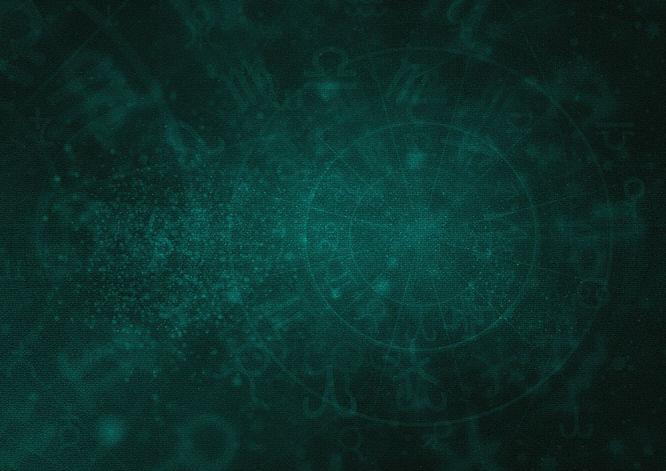 Sarah Amala Horoscope Energy Background.