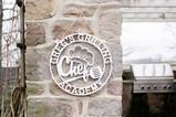 Chef Sign Red Mill Monogram PVC Cutout.j