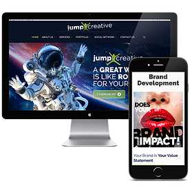 Jump Creative Website Design