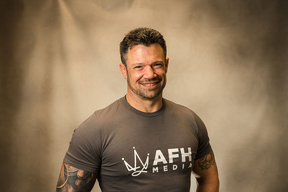Owner and Videographer Matthew Forney of AFH Media