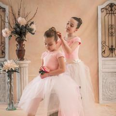ballerina little girl photography baltim
