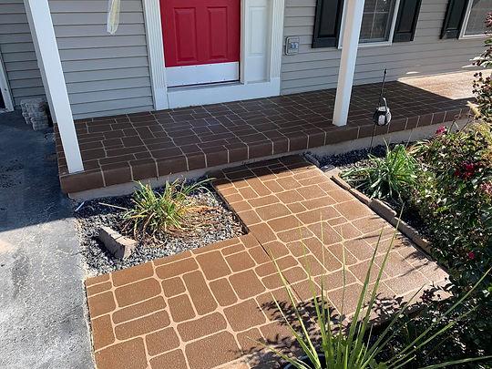 Harrisburg Pennsylvania Concrete Resurfa