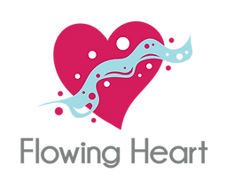 Flowing Heart Reiki Reflexology and Readings Logo Square
