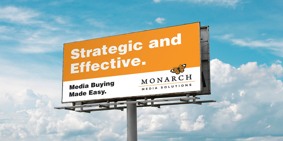 Monarch Media Solutions Media Buying Mad