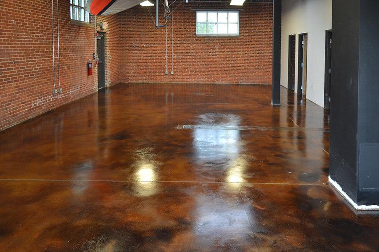 Hallmark Concrete Custom Flooring Centra