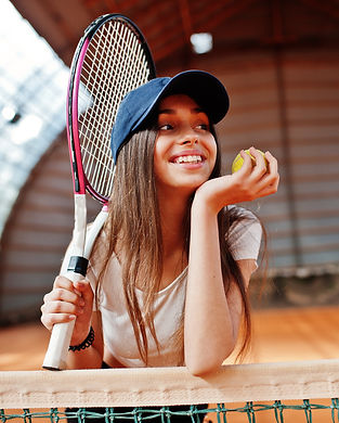 college admission help for tennis teen.j