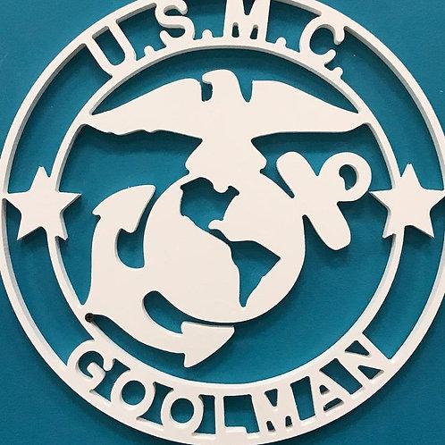 U.S.M.C. / U.S. Marine Corps