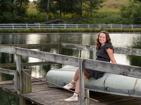 How To Display Senior Portraits In Your Home | Senior Photographer