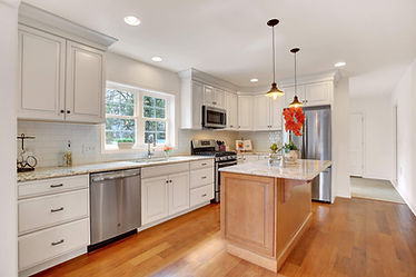 Best Real Estate Photographer Beaufort SC Kitchen