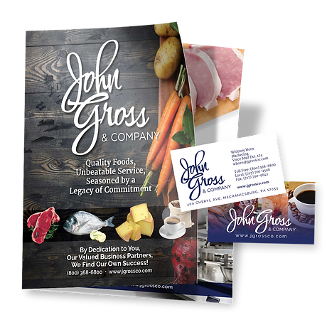 John Gros and Company Brochure