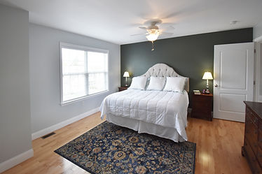 Beaufort SC Real Estate Photography Bedroom Shot