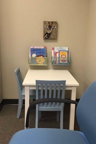 Dental Health of Silver Spring Kids Room