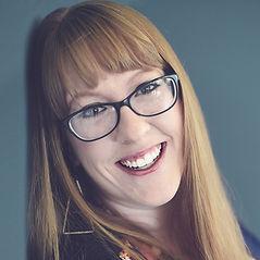 Bitsy McCann Graphic and Web Designer Headshot