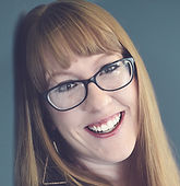 Bitsy McCann Graphic and Web Designer Headshot