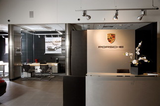 Sun Motor Cars Porsche Audi Interior Des