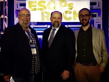 Mini-cast 38: Jim Bonham at the #ESOPDC Conference