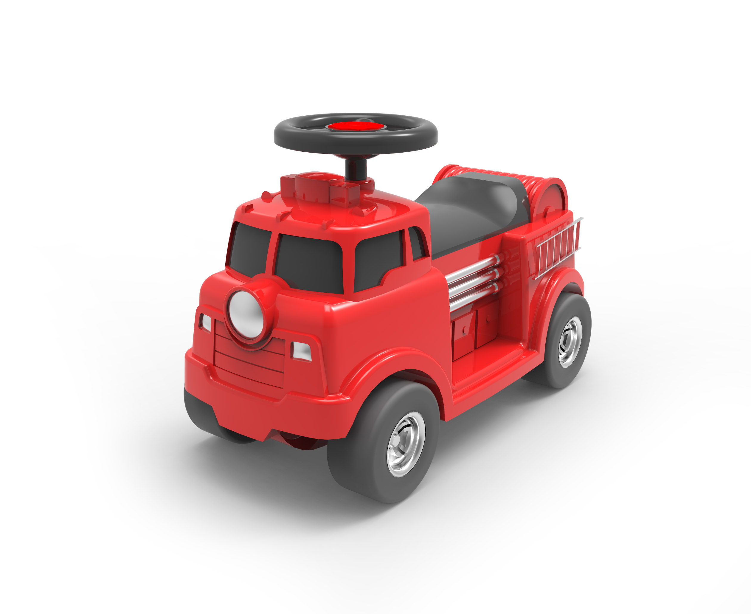 Radio Flyer Fire Truck