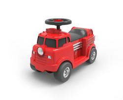 Radio Flyer Fire Truck