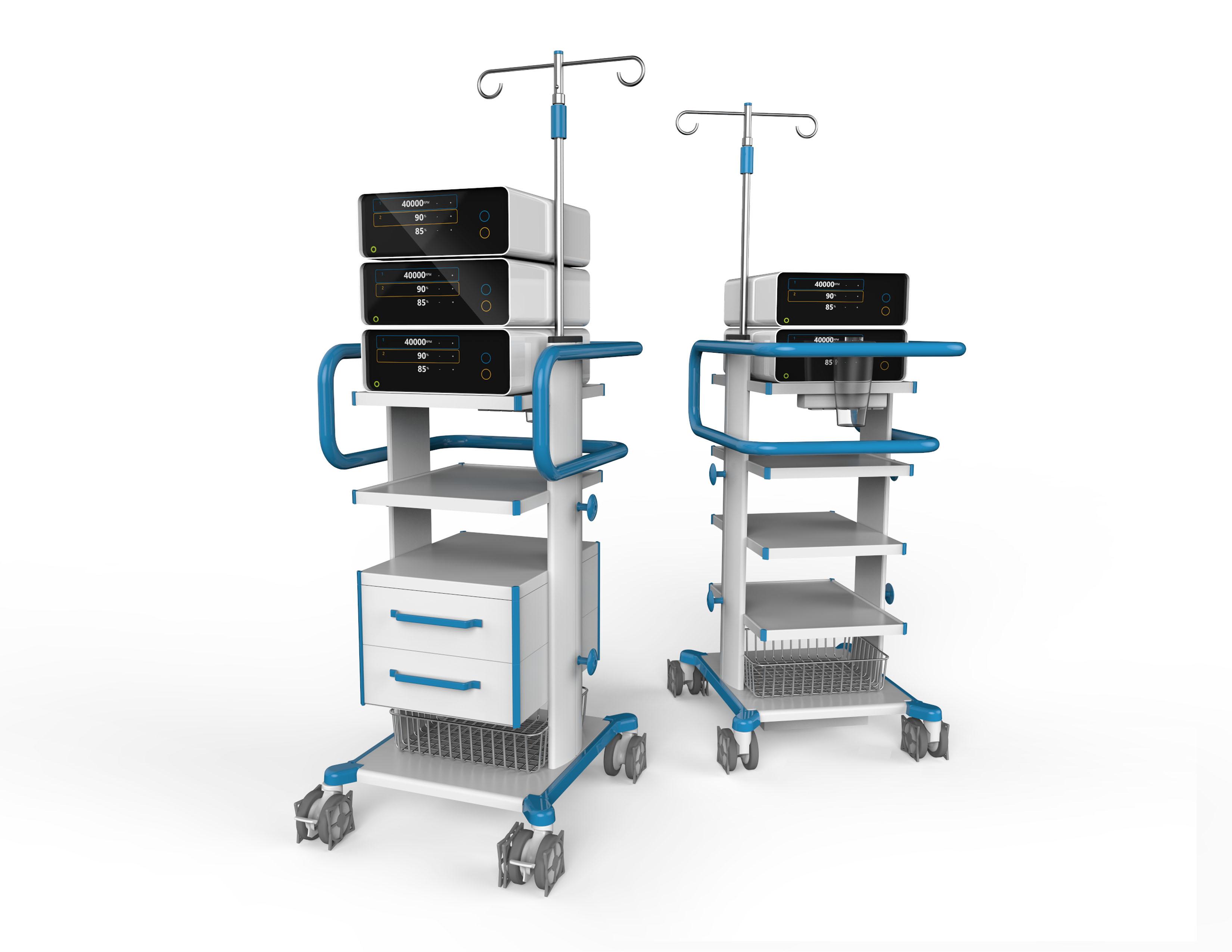 Stryker VOC Cart