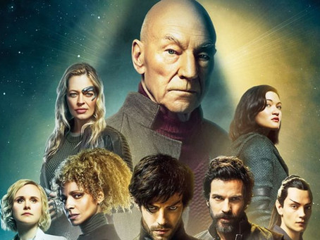 Star Trek Picard - In the end, it was good TV, even if it wasn't great Trek.