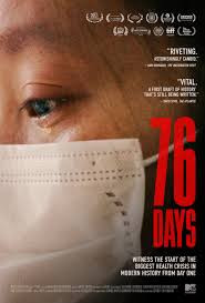 76 Days: A raw and intimate fly-on-the-wall documentary of the early days in Wuhan