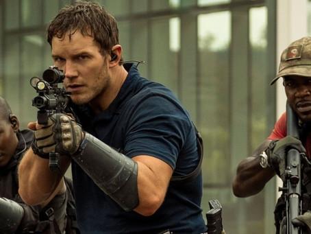 The Tomorrow War - Chris Pratt does his best Chris Pratt impersonation
