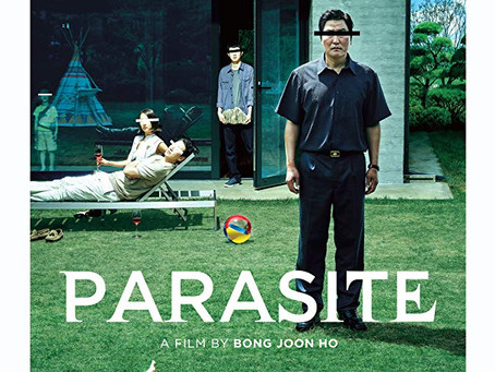 Parasite - other opinions are available.